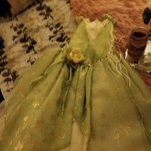 Other - Tiana princess party dress